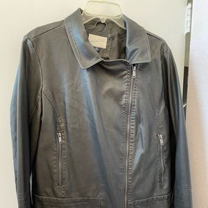 Universal Thread Leather Jacket